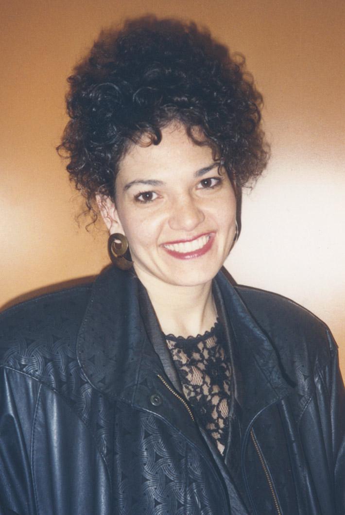 Mother of Bella DiMarzio